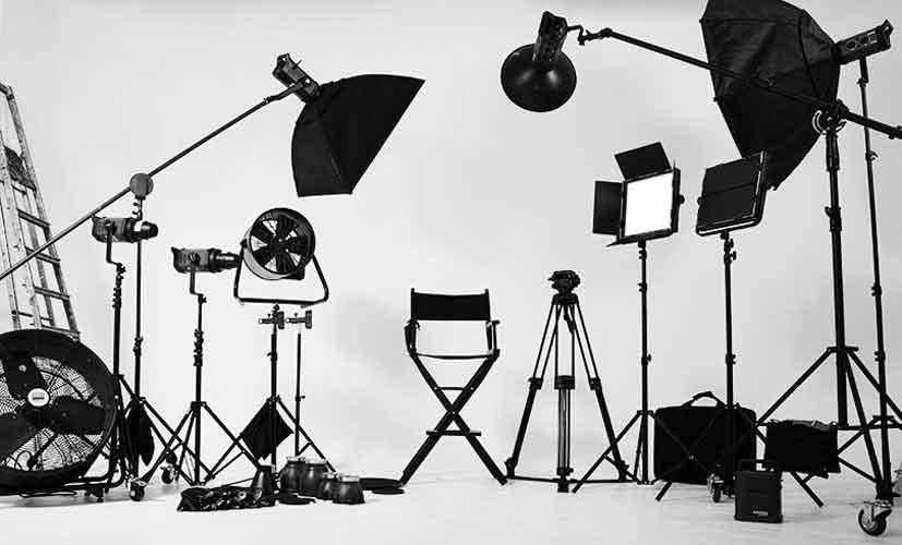 تجهیزات نورپردازی عکاسی
