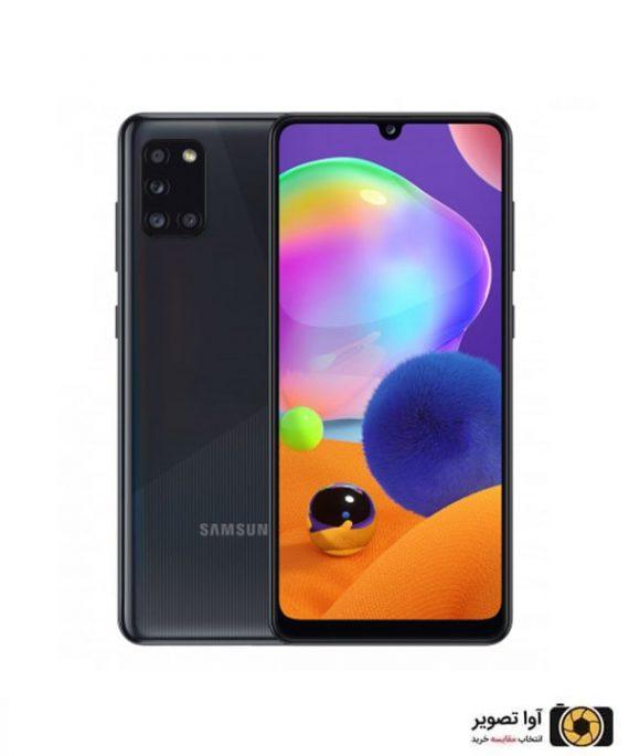 گوشی سامسونگ Galaxy A31 ظرفیت 128 گیگابایت مشکی