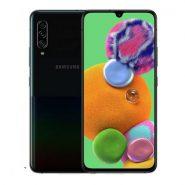 گوشی سامسونگ Galaxy A90 ظرفیت 128 گیگابایت مشکی