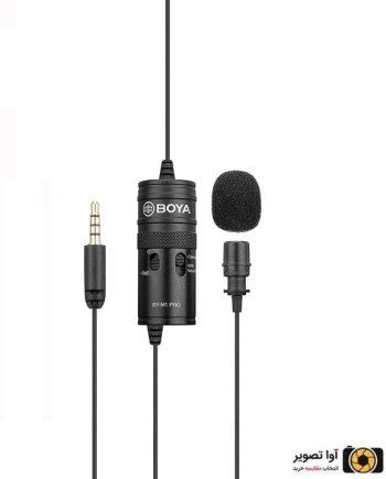 میکروفون یقه ای بویا BY-M1 Pro