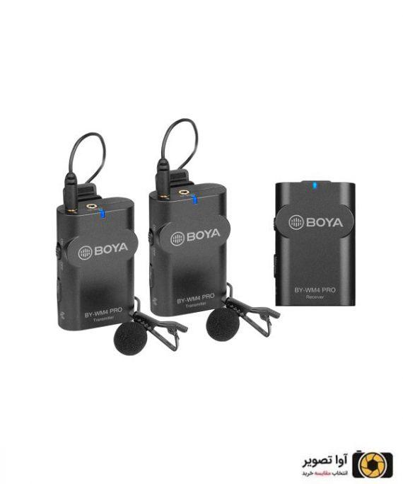 میکروفون Boya BY-WM4 Pro-K2