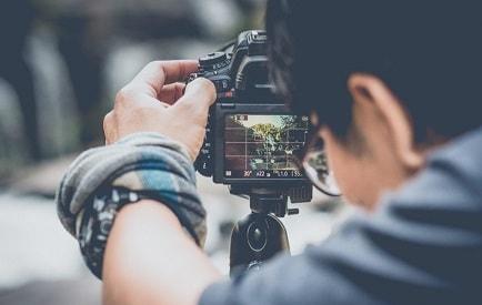 خلاقیت درعکاسی با تغییر زاویه دوربین