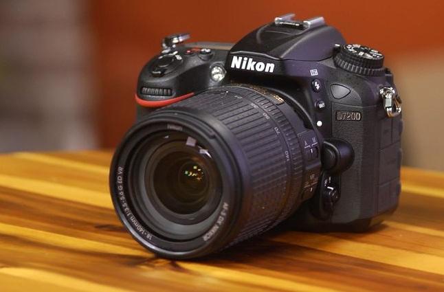 نمونه عکس Nikon D7200