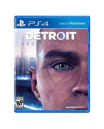 بازی Detroit برای PS4