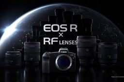 معرفی کانن EOS R