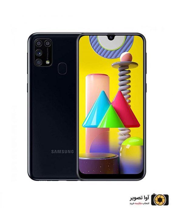 گوشی سامسونگ Galaxy M31 ظرفیت 128 گیگابایت مشکی