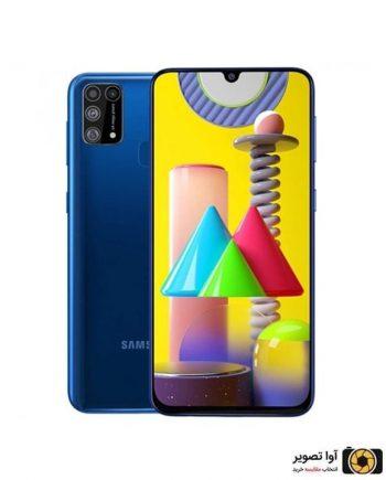 گوشی سامسونگ Galaxy M31 ظرفیت 128 گیگابایت آبی