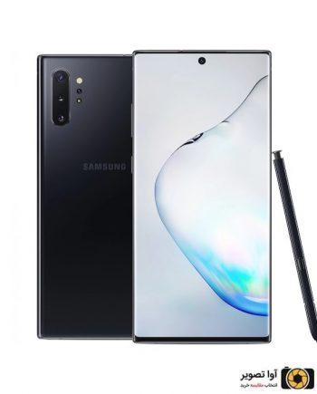 گوشی سامسونگ Galaxy Note10 Plus ظرفیت 256 گیگابایت مشکی