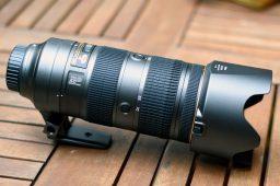 نمونه عکس Nikon 70-200mm f/2.8E FL