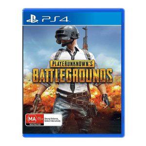 بازی PUBG برای PS4