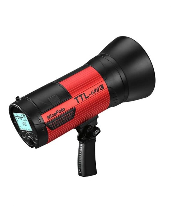 فلاش پرتابل NiceFoto TTL 680C