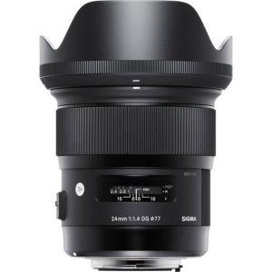 لنز Sigma 24 f/1.4 Art-Nikon
