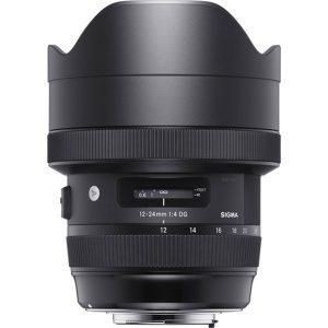 لنز Sigma 12-24 f/4 Art-Nikon
