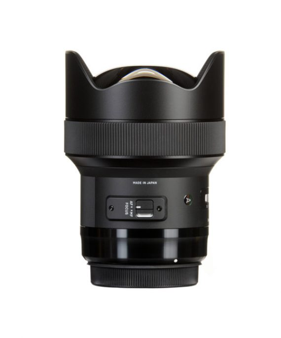 لنز Sigma 14 f/1.8 Art-Canon