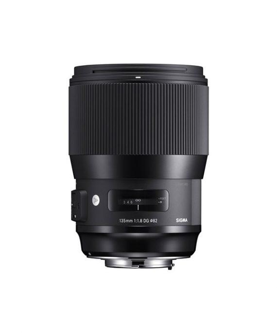 لنز Sigma 135 f/1.8 Art-Canon
