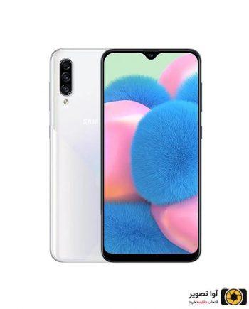 گوشی سامسونگ Galaxy A30s ظرفیت 128 گیگابایت سفید