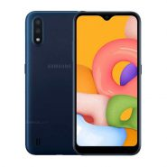 گوشی سامسونگ Galaxy A01 ظرفیت 16 گیگابایت آبی