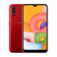 گوشی سامسونگ Galaxy A01 ظرفیت 16 گیگابایت قرمز