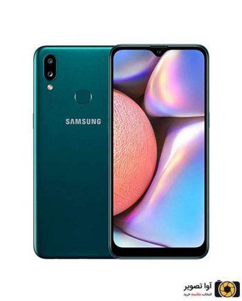 گوشی سامسونگ Galaxy A10s ظرفیت 32 گیگابایت سبز