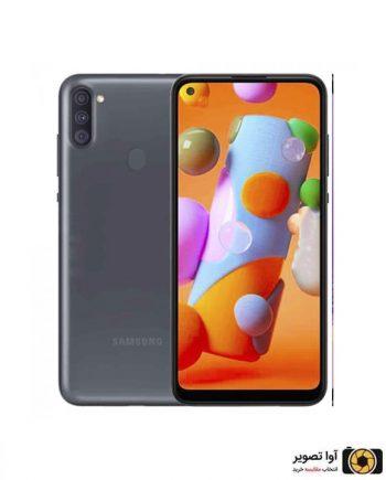گوشی سامسونگ Galaxy A11 ظرفیت 32 گیگابایت مشکی