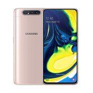 گوشی سامسونگ Galaxy A80 ظرفیت 128 گیگابایت طلایی