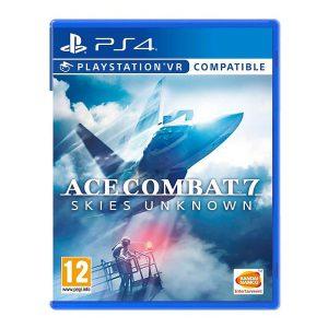 بازی Ace Combat 7 برای PS4