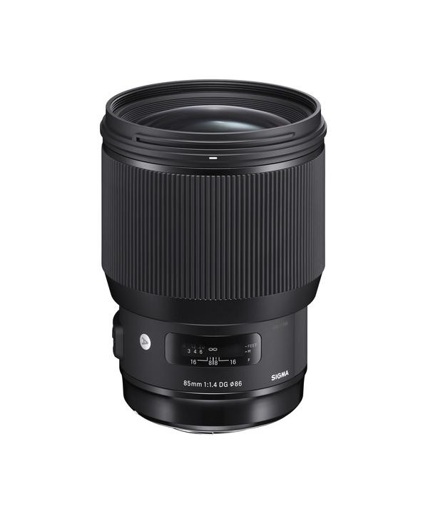 لنز Sigma 85 f/1.4 Art-Canon