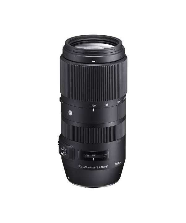 لنز Sigma 100-400 f/5-Canon