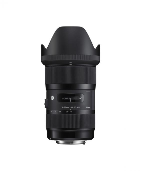 لنز Sigma 18-35 f/1.8 Art-Nikon