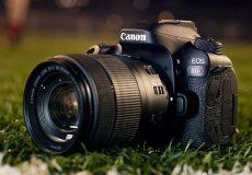 نمونه عکس Canon 80D