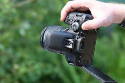 نمونه عکس Canon 750D