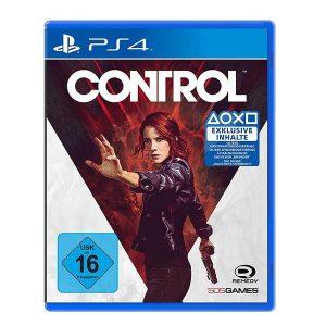بازی Control برای PS4