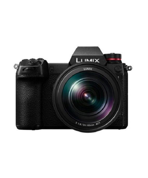 دوربین پاناسونیک لومیکس S1H با لنز 105-24