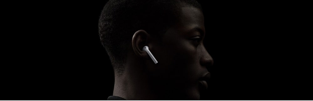 هدفون اپل ایرپاد 2 AirPods