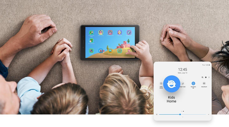 تبلت سامسونگ Galaxy Tab A8.0 ظرفیت 32 گیگابایت سفید