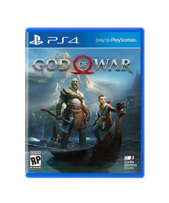 بازی God Of War برای PS4