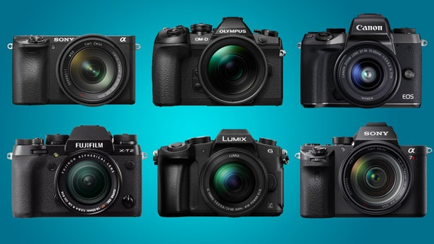 بررسی انواع دوربین عکاسی