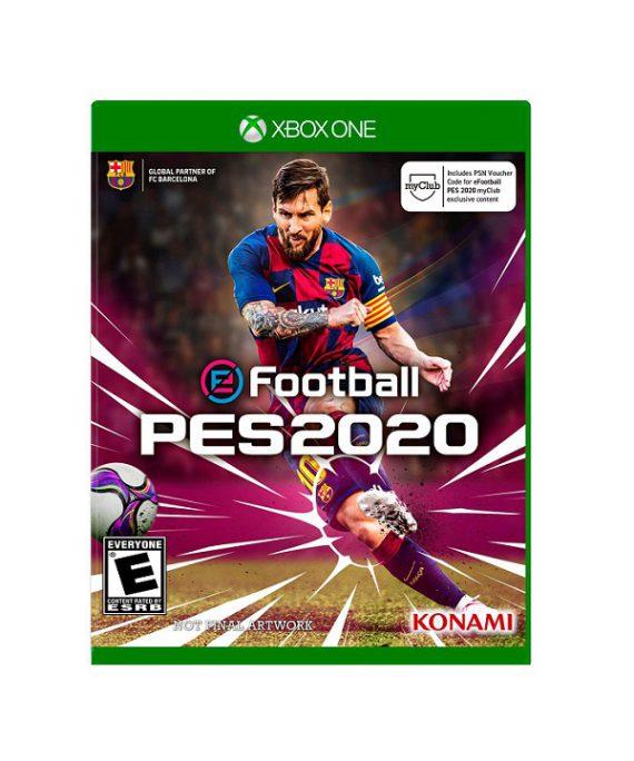 بازی PES 2020 برای XBOX ONE