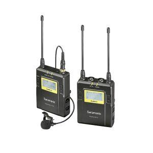 میکروفون Saramonic UWMIC9 RX9 + TX9