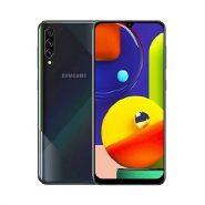 گوشی سامسونگ Galaxy A50s ظرفیت 128 گیگابایت مشکی