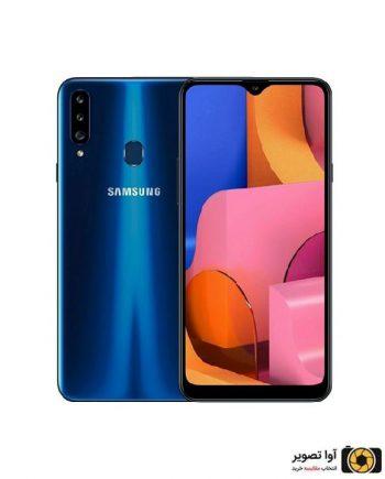 گوشی سامسونگ Galaxy A20s ظرفیت 32 گیگابایت آبی
