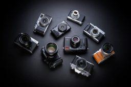 بررسی دوربین های فوجی فیلم سری X